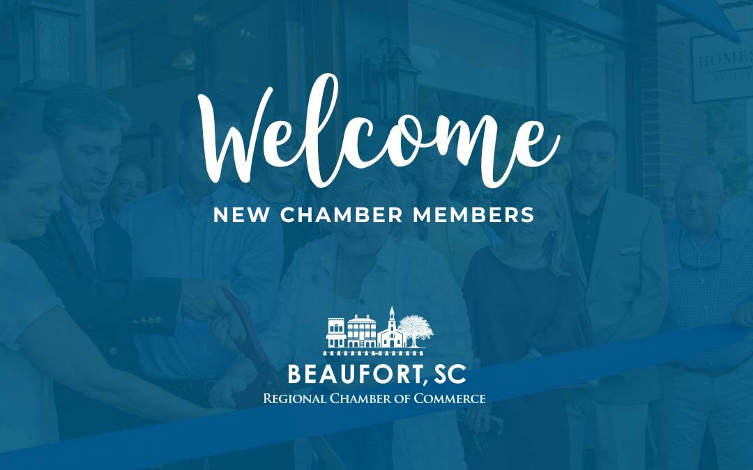 Welcome New Beaufort Chamber of Commerce Members