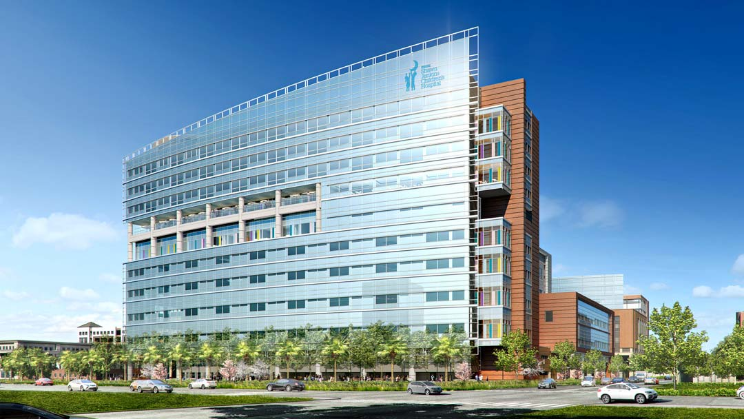 MUSC Shawn Jenkins Children's Hospital - Charleston, South Carolina