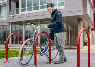 Dero Hoop Bike Rack