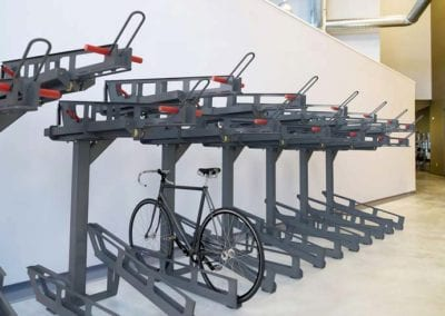 Commercial Bike Storage Solutions