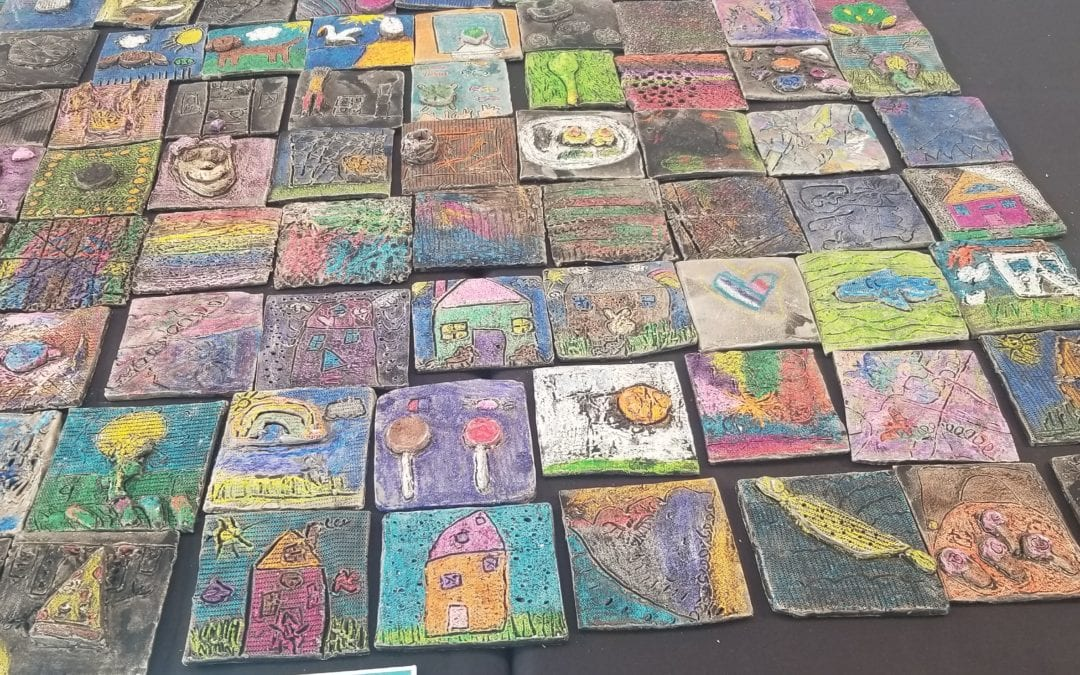 Student Art Show makes the news